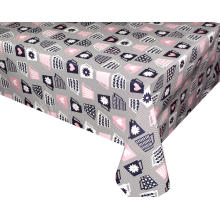 Elegant Tablecloth with Non woven backing Metre