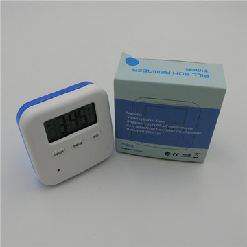 digital pill case with alarm reminder