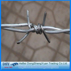 Supply PVC Barb Iron Wire Fence