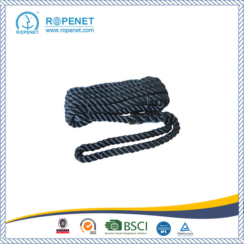 High strength PP 3 Strand Twisted Rope hot sale