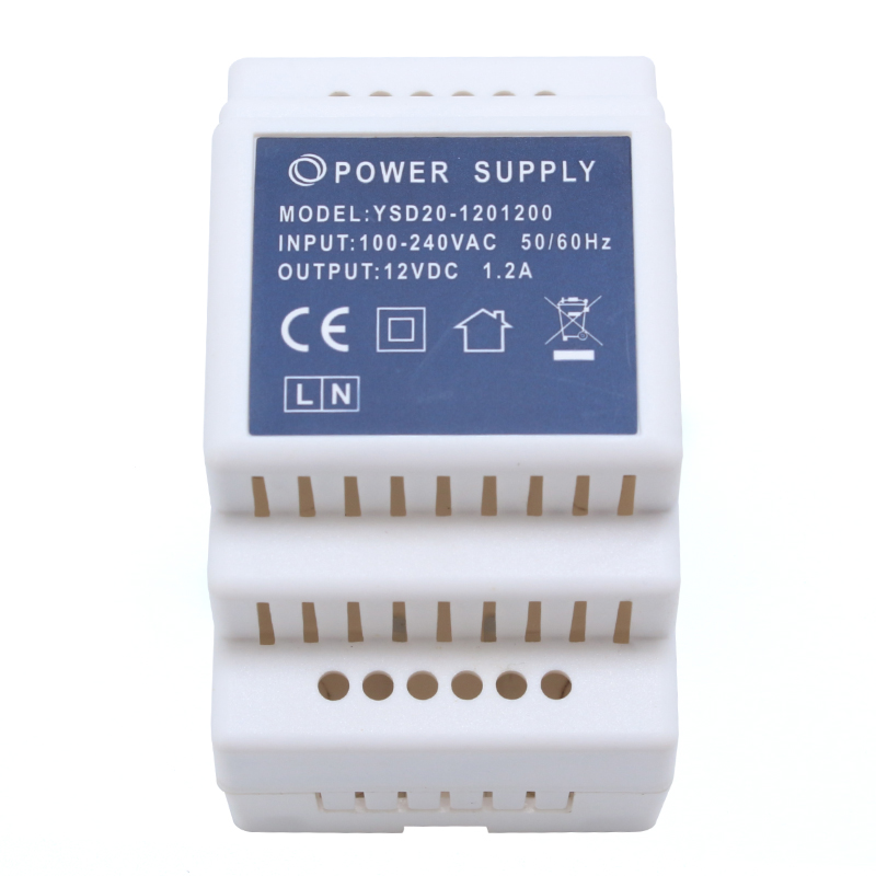 18W Din Rail Power Supply