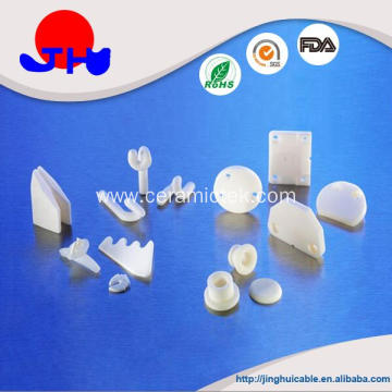 High Quality for China Spinning Ceramics, Textile Spinning Ceramics, General Textile Ceramics, General Spinning Ceramics Exporters High purity alumina ceramic traverse guide supply to Portugal Suppliers