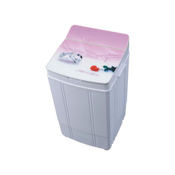 Glass Cover 4KG Single Tub Washing Machine