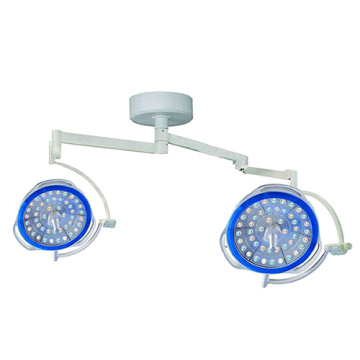 Double Dome Shadowless Operating Lamp Led