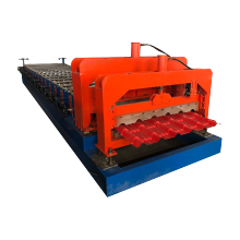 Glazed Tile Profile 41/1000 for roofing rolling machine