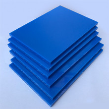 Grade A Blue White Beige NYLON Pa66 sheet