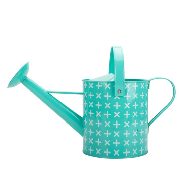 Green Toys Small Indoor Watering Can Metal Galvanized