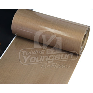 PTFE laminated fabric for solar cell laminating machine