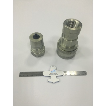 20 Pipe Size ISO7241-B Quick Coupling