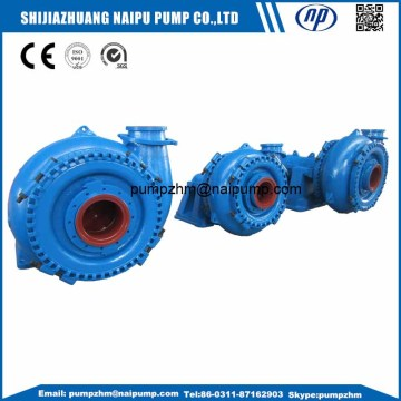 single stage centrifugal gravel pump for river