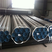 antirust black painting seamless steel pipe tube