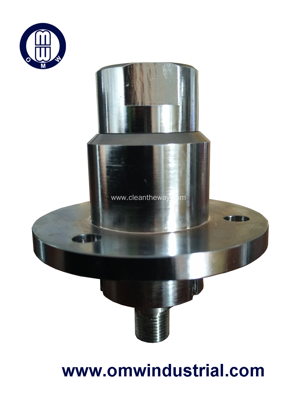 Mini Spindle Rotary Head for Surface Cleaner