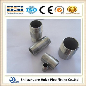 Standard dimensions steel fitting coupling
