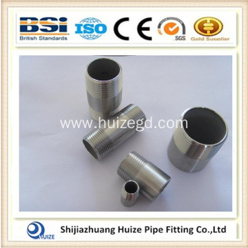 NIPPLE XS STL A106-B TBE 100 MM LENGTH