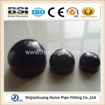 carbon steel sch40 pipe end caps