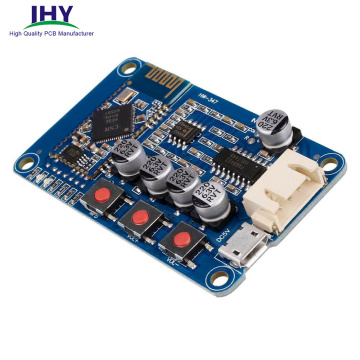 LED PCB Board FR-4 High Quality PCB Manufacturing and Assembly