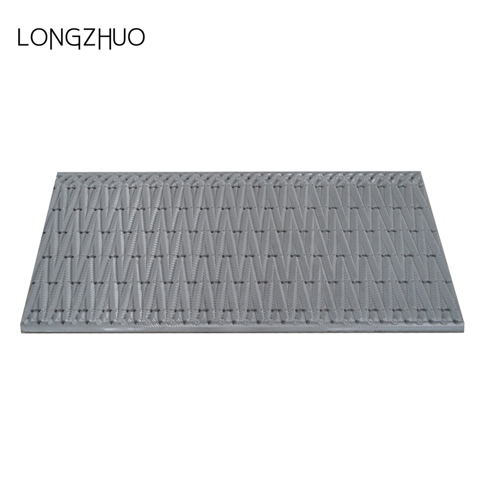 750mm Width PVC Cross-Flow Cooling Tower Fill Sheet