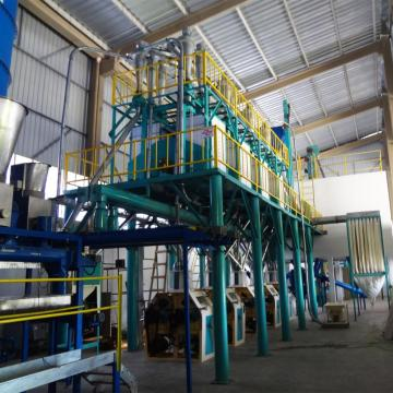 Egypt Wheat Flour Mill Factory