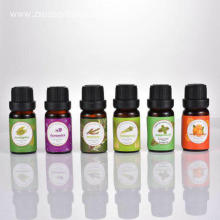 Popular essential oils set therapeutic grade