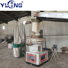 Yulong Xgj560 Wood Pellets Machine Making for Sale