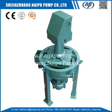 2AFQV Froth Slurry Pump for Mining Plant