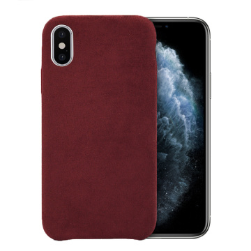 Unique Design Leather Phone Case for Iphone X