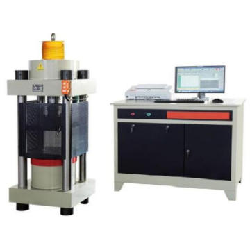 3000kn Computer Control Compression Testing Machine