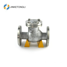 JKTLPC062 air compressor cast steel flow control tilting check valve