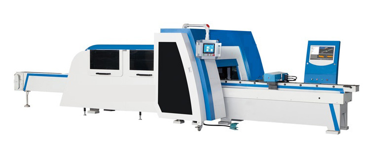 Automatic Cutting and Punching Machine