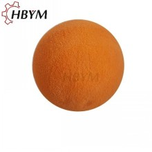 China for Rubber Ball Concrete Pump Rubber Cleaning Sponge Ball supply to Grenada Manufacturer