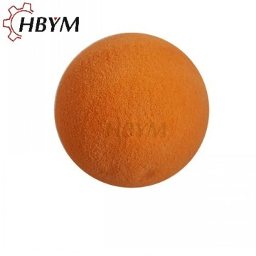 High quality factory for Seal Kits Concrete Pump Rubber Cleaning Sponge Ball export to New Zealand Manufacturer