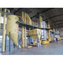 Large Efficient Pressing Equipments in Oil Pressing Plant