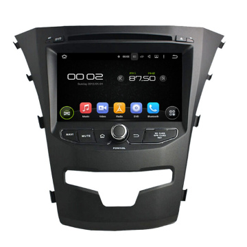 Android 7.1 Car DVD Player Para sa SsangYong Korando 2014