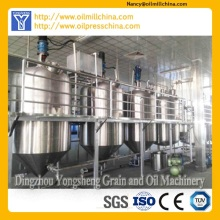 Vertical Vibretion Filter  rice bran oil refinery equipment  Oil Refining Plant
