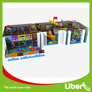 Excellent quality for Kids Indoor Play Set Used playground slides for sale export to Finland Manufacturer