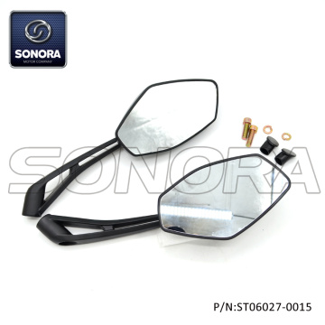 LONGJIA M8X25 Retro mirror (P/N:ST06027-0015) Top Quality
