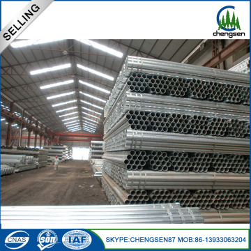 Galvanized Steel Pipe Oil Drilling Pipe