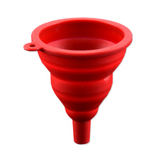 Good Quality for Offer Silicone Tools,Kitchen Utensils,Silicone Utensils Tools From China Manufacturer kitchen silicone collapsible funnel tool supply to Spain Supplier