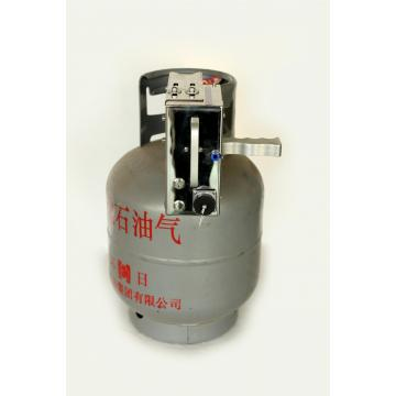 Dot Peen Marking Machine for Gas Cylinder