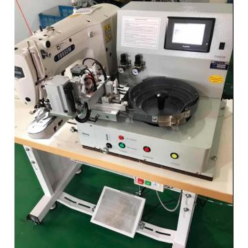Automatic Button Feeding Sewing Machine