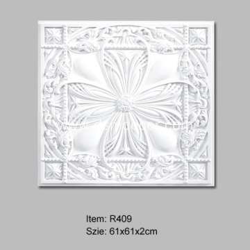 High Density Architectural PU Ceiling tiles