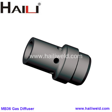 Binzel MB 36KD Gas Diffuser Black DMC