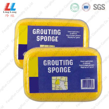 Cleaning grouting sponge car washer item