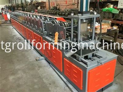 Storage System Roll Forming Production Line