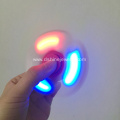Led Light Up Hand Spinner Colorful Glowing Fidget Spinners