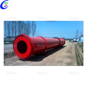 Rotary dryer for gypsum powder production line equipment