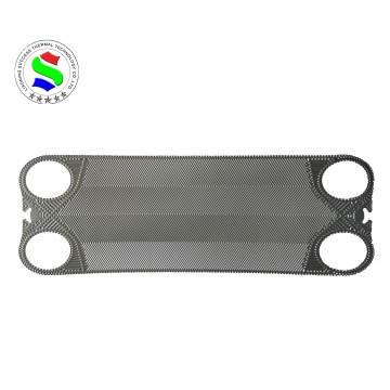 Success V130 heat exchanger 0.6mm ss304 plate