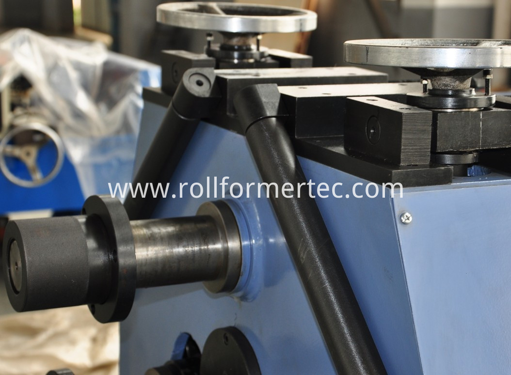 3 roller angle bending machine 3