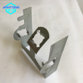 galvanized steel custom stamped/cut/folded sheet metal parts
