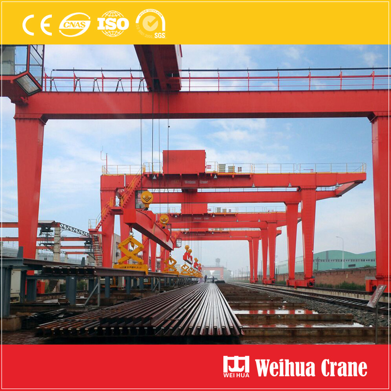Gantry Cranes For Rail Handling